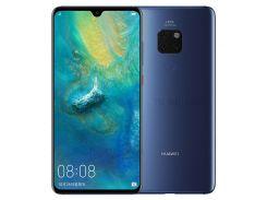 HUAWEI Mate 20 (HMA-AL00) 6,53-дюймовый Кирин 980 EMUI 9.0.0 Октановое Ядро 4G Смартфон 6 ГБ + 128 ГБ - Синий