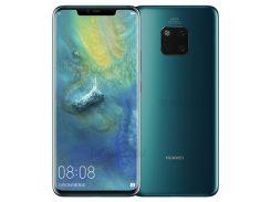 HUAWEI Mate 20 Pro (ud) (lya-al00) 6,39-дюймовый Кирин 980 Октановое Ядро EMUI 9.0.0 4G Для Поддержки Смартфона ID 8 ГБ + 128 ГБ - Зеленый