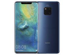 HUAWEI Mate 20 Pro (lya-al00) 6 ГБ + 128 ГБ 6,39-дюймовый Кирин 980 Октановидный EMUI 9.0.0 4G Смартфон - Синий