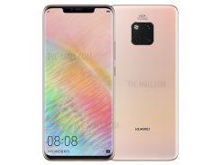 HUAWEI Mate 20 Pro (lya-al00) 6,39-дюймовый Окта-сердечник Kirin 980 EMUI 9.0.0 4G Смартфон 6GB + 128GB - Розовое Золото