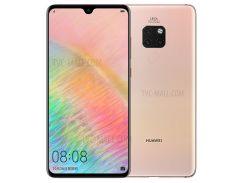 HUAWEI Mate 20 (HMA-AL00) 6,53-дюймовый Окта-сердечник Kirin 980 EMUI 9.0.0 4G Смартфон 6GB + 64GB - Розовое Золото