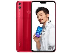 HUAWEI Honor 8X (JSN-AL00) Kirin 710 6,5-дюймовый Октановый Ядро 4G Смартфон 4 ГБ + 64 ГБ - Красный