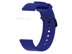 Регулируемый Мягкий Силиконовый Ремешок Для Часов Huami Amazfit Smart Watch - Нежно Голубые