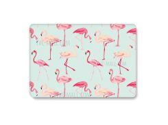 [серия Фламинго] Тонкий Пластиковый Защитный Кожух Для MacBook Air 13,3 A1369 / A1466 - Стиль Б
