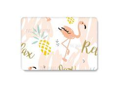 [серия Фламинго] Тонкий Жесткий Защитный Кожух Для MacBook Air 13,3 A1369 / A1466 - Стиль С