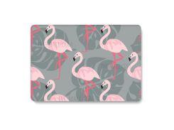 [шаблон Серии Фламинго] Тонкий Жесткий Защитный Чехол Для MacBook Air 13,3 A1369 / A1466 - Стиль D