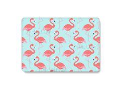 [шаблон Серии Фламинго] Тонкий Пластиковый Планшет Аксессуар Для MacBook Air 13,3 A1369 / A1466 - Стиль J