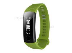 Регулируемый Силиконовый Браслет Для Замены Для Huawei Honor Band 3 - Зеленый