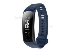 Регулируемый Силиконовый Браслет Для Замены Для Huawei Honor Band 3 - Темно-синий