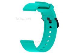 20мм Мягкий Силиконовый Ремешок Для Часов Для Умных Часов Amazfit Bip - Зеленый