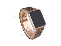 Ремешок Для Часов Из Дышащей Смолы Для Часов Huawei GT / Часы 2 Pro / Samsung Gear S3 Frontier / Gear S3 Classic - Леопард