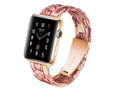 Ремешок Для Часов Из Дышащей Смолы Для Часов Huawei GT / Часы 2 Pro / Samsung Gear S3 Frontier / Gear S3 Classic - Красный