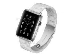 Ремешок Для Часов Из Дышащей Смолы Для Часов Huawei GT / Часы 2 Pro / Samsung Gear S3 Frontier / Gear S3 Classic - Белый