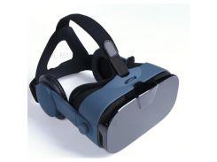 Fiit VR 2F Очки Виртуальной Реальности 3D Шлем Коробка VR Мобильных 3D Видео Очки VR С Гарнитурой Для 4,0-6,33-дюймового Смартфона