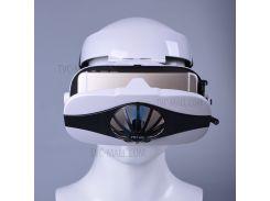 Fiit 5F Шлем 3D VR Очки Виртуальная Реальность Гарнитура Для Смартфонов Очки Google Смартфон Android 3D Объектив