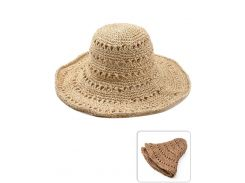 Hollow Out Foldable Straw Sun Hat