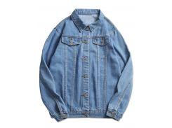Stitch Casual Denim Jacket