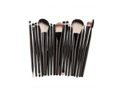 18Pcs Multifunctional Facial Makeup Brushes Set