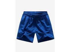 Solid Color Embroidery Letters Print Neon Board Shorts