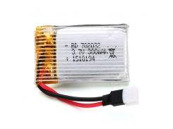 DM002 DM003 RC Quadcopter Spare Parts 3.7V 300mAh Battery