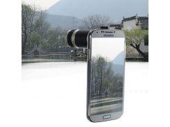 8X Zoom Camera Phone Telescope Lens Case For Samsung Galaxy S4 i9500