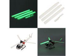 WLtoys V931 XK K123 RC Helicopter Noctilucent Blade Set