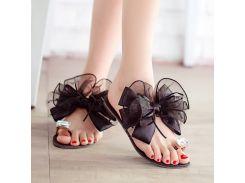 Оптовые-2015 летние дамы Боути цветок сандалии сексуальный случайный модный женский пляж флип-флоп женщин большой страпон тапочки обувь K234