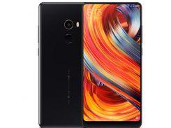 """Оригинальный Xiaomi Mi MIX 2 MIX2 6GB 128GB Смартфон Мобильный телефон Snapdragon 835 Octa Core 5.99 """"FHD 12.0MP NFC Full Screen 4G LTE сотовый телефон"""