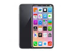 5.8-дюймовый телефон Andriod ix xs 1GBRAM 8GBROM MTK6580 QuadCore 8MP 3G WCDMA Face ID Andriod OS Запечатанный фальшивый 4G дисплей Смартфон