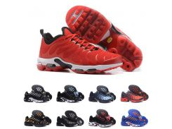Новые tn plus Мужские кроссовки Дышащие кроссовки Мужская спортивная обувь черный б