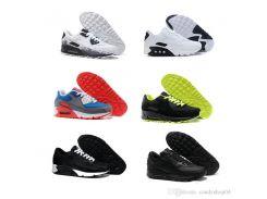 nike air max 2019 классика 90-х классический удобную Max90 кроссовки для мужчин женщин, мода
