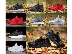 nike air huarache shoes 2018 Горячие продажа Huarache 4.0 1.0 Мужчины Женщины золото черный белый Huarac