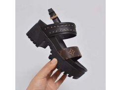 Классические сандалии тапочки для женщин роскошный дизайнер мандарин печати пля