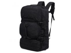 Высокое качество 60 л большой емкости рюкзак Molle рюкзак многофункциональный водон