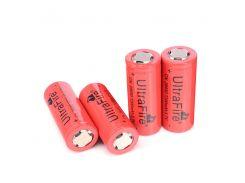 Батарея 26650 7200mAh 3.7 volt Li-Иона батарей UltraFire перезаряжаемые с длинней оперативной жи
