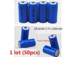 Baterias weixcliao