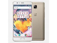 """Новый OnePlus 3T A3003 EU Версия 6 ГБ ОЗУ 64 ГБ ROM 4G LET Мобильный телефон 5.5 """"FHD Snapdragon 821 NFC Android М"""