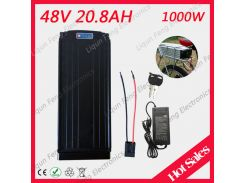 Ebike литиевая батарея 48V 20AH литиевая батарея велосипеда 48V 20AH электрический скутер