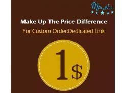 Составляют разницу в цене выделенная ссылка, доставка составляют разницу Mjoyhair вы