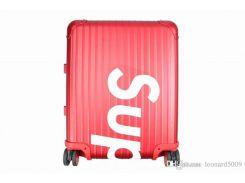 Новейший 22 '45L Sup сотрудничал продукт магний чемодан чемодан багажник коробка Air Box
