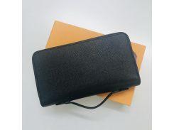 ZIPPY XL WALLET Франция Люкс Дизайнер Мужчины Смартфон Паспорт Key Holder Кредитная карта Cash