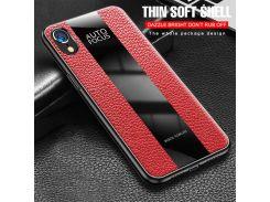 Новый роскошный кожаный чехол для телефона для iphone Xs MAX XR 6 7 8 плюс X чехол Porsche Design п