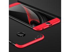 GKK Slim Armor 360 Полная защита Чехол для iPhone 6s 6 7 7 плюс 8 8 плюс X Чехол для iPhone6 Чехол Coq