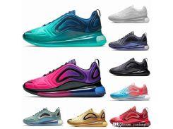 designer shoes nike air max 720 2019 новые цвета горячая распродажа 201972C мужчины женщины мальчики