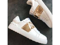 Горячая распродажа 2019 With Box Valentinos chaussures valentino новые плоские туфли мужчины и женщин