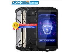 "DOOGEE S60 lite IP68 Waterpoof Мобильный телефон 5580 мАч 5,2 ""FHD 4 ГБ + 32 ГБ MT6750T Octa-Core 16MP Fingerprint Android 7.0"