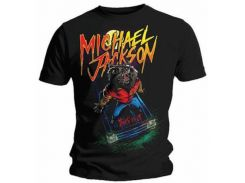 Майкл Джексон оборотень LIMITED футболка