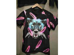 Marcelo Burlon County of Milan Совершенно новая хип-хопская мужская футболка с цветочным принт