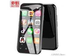 Супер мини смартфон Android смартфон 2 ГБ + 16 ГБ GPS оригинал SOYES XS Quad Core 5.0M Dual SIM мобильны