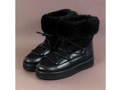 Женские зимние ботинки - луноходы, st27-84